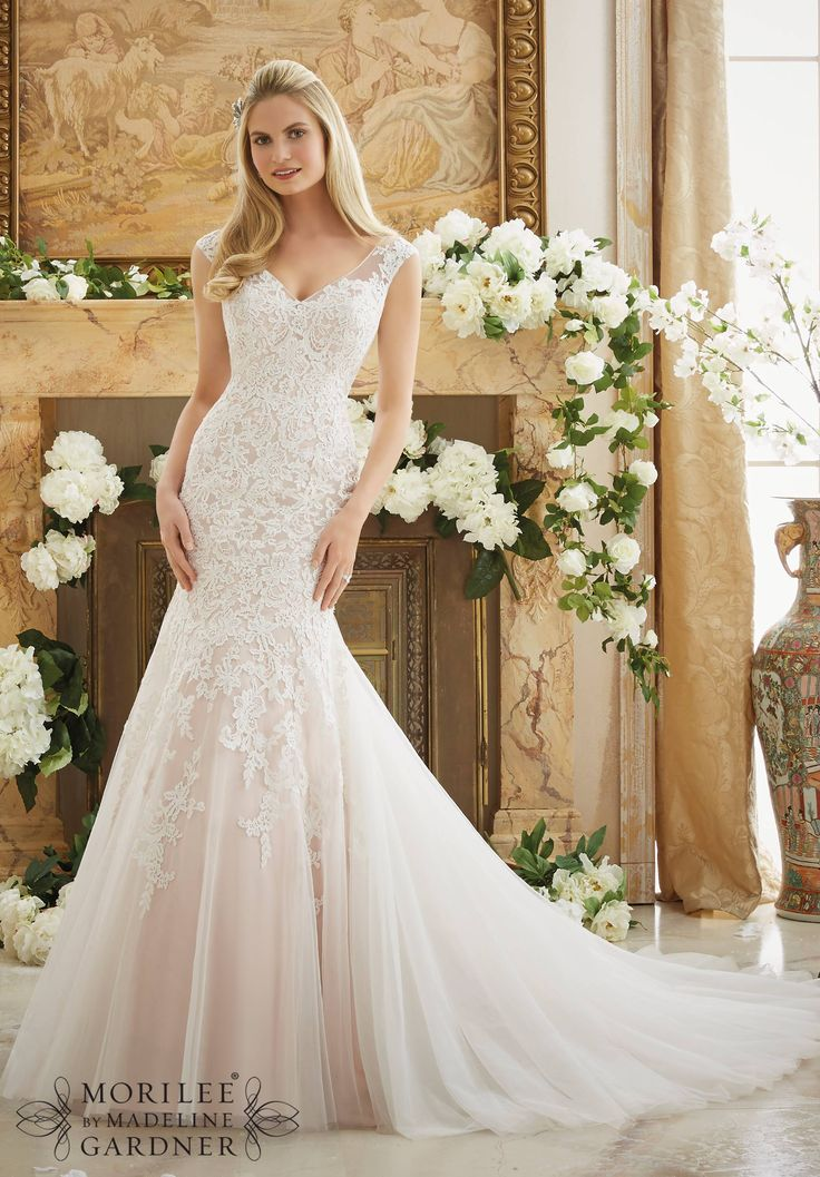 Wedding Dresses, Bridal Gowns, Wedding Gowns by Designer Morilee Dress Style 2888