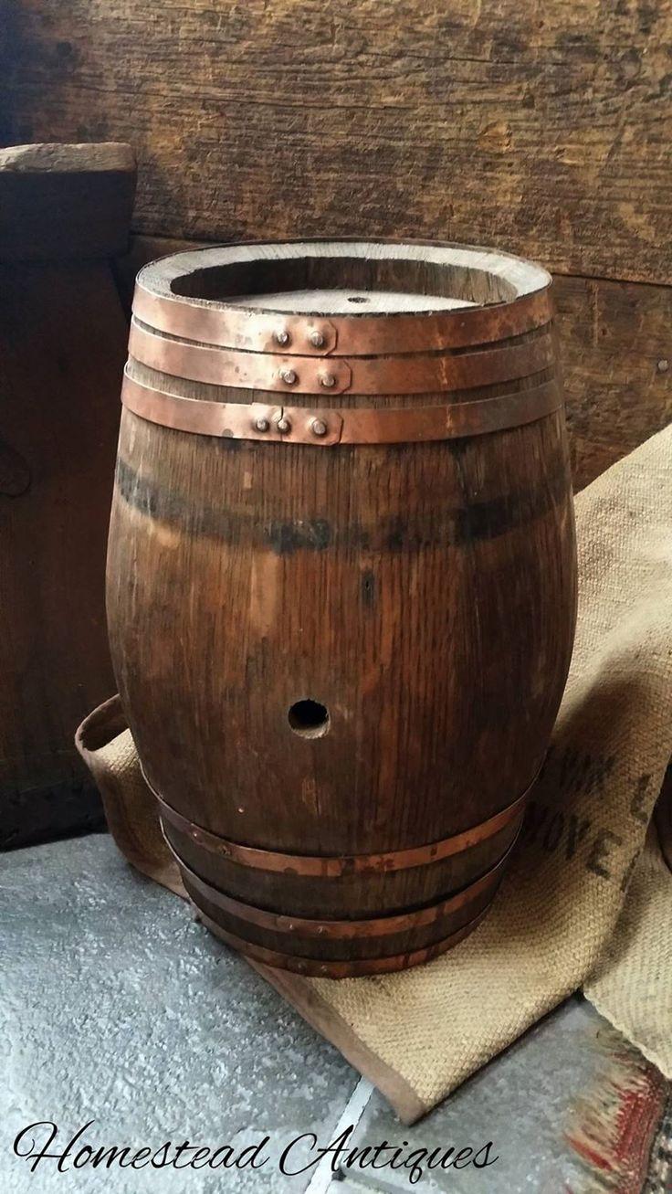 Small Barrel https://www.facebook.com/BeckyatHomesteadAntiques/photos/a.600799293356440.1073741900.373025466133825/627388444030858/?type=3
