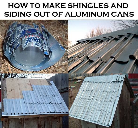 how to make roof shingles