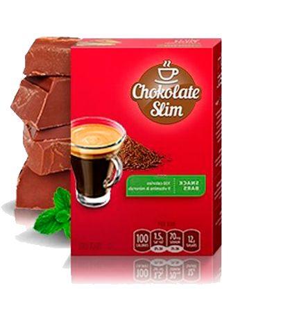 Chokolate Slim для похудения 200 гр. за 890 руб. Польза. Как пить? Купить. Отзывы.