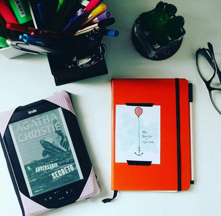 Leitura e bullet journal