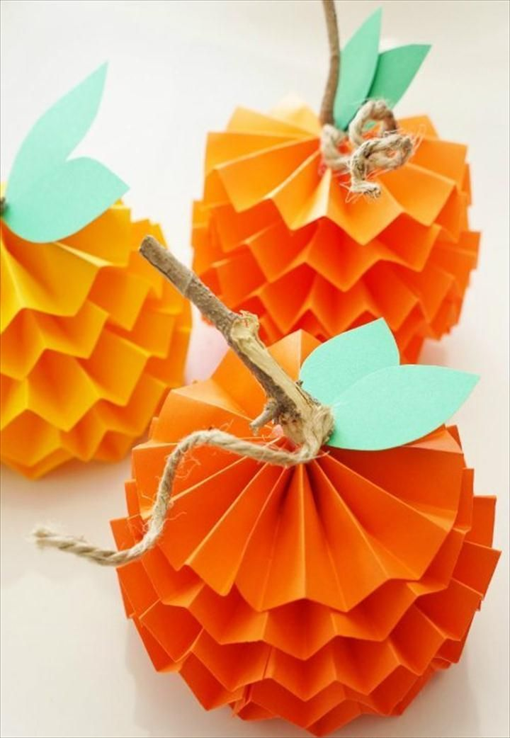 superior Pinterest Fall Crafts Part - 7: 26 Easy DIY Thanksgiving Craft Ideas You Can Make | DIY Crafts | Pinterest  | Fall Crafts, Halloween and Halloween crafts