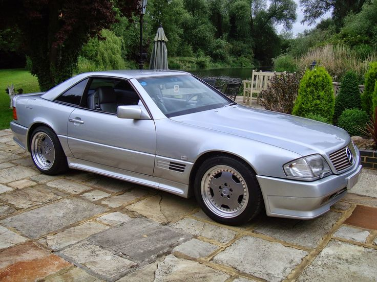 Mercedes-Benz R129 SL500 6.0 AMG | BENZTUNING | Performance and Style