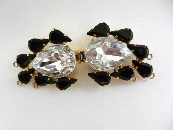 Gorgeous Vintage Clasp for Jewelry  1970 beautiful by RAKcreations