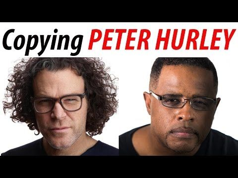 Recreating a Headshot of Peter Hurley