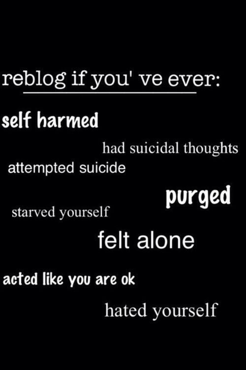 repin sucide qoutes you | ... what you're going through. I'll always be here if you need to talk stop the hate