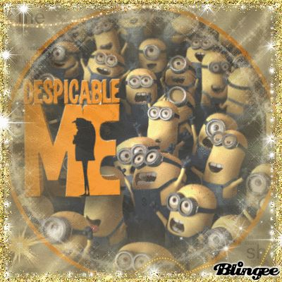 Despicable Me -Cattivissimo me  ► © ΘRIGINΆL BLINGΣΣ BY ΡINKΘSIXIMΆ