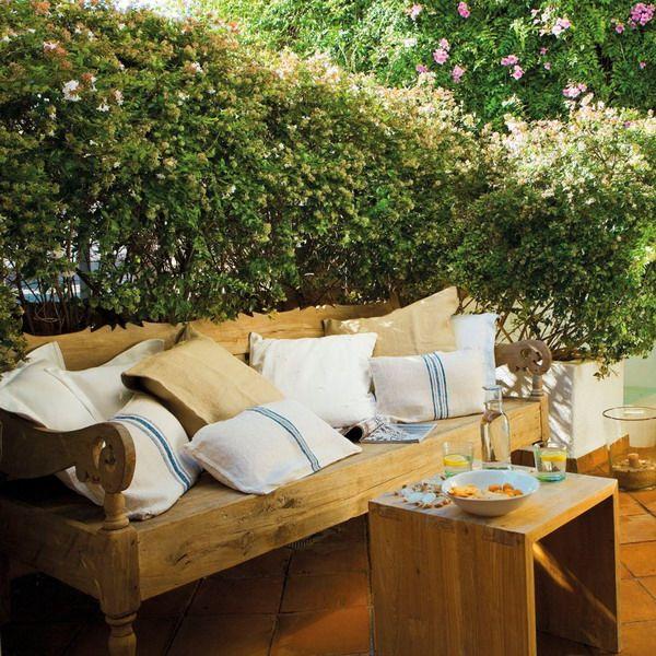 Отключиться от города: уютные испанские дома в созвучии с природой | Дизайн-Ремонт.инфо. Фото интерьеров. Идеи для дома.