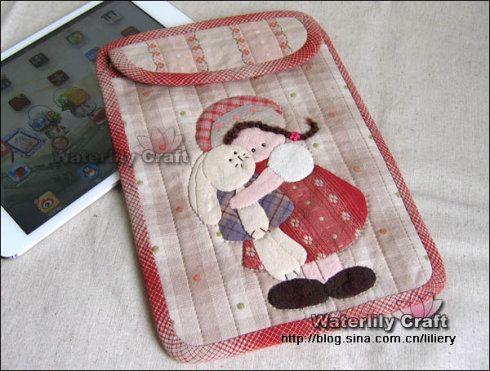 iPad mini case (front) Tutorial