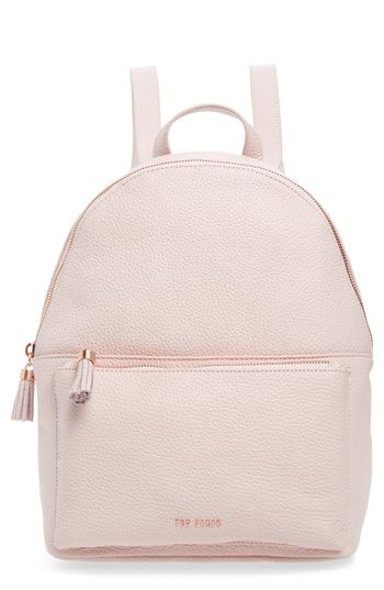 0cc3ab069 Chic Ted Baker London Leather Backpack Women s Fashion Handbags.   295   alltrendytop from top