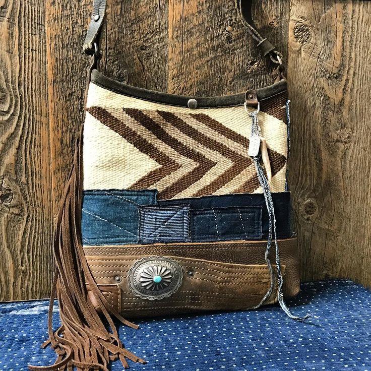 Navajo bucket shoulder bag - fashion handbags, handbags online, leather handbags uk *ad