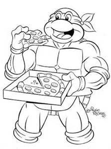 Teenage Mutant Ninja Turtles Coloring Pages - Bing Images