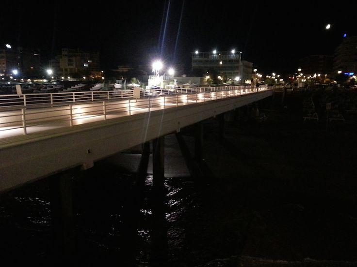 Il pontile della Rotonda