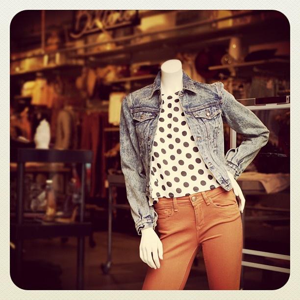 Bondi Polka Dots #atbondi #bondi #sydney #fashion #surfection
