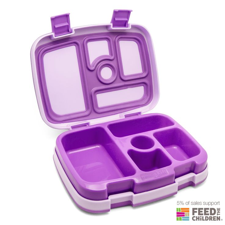 Bentgo Kids is an innovative bento-style lunch box designed exclusively for active kids on the go. What makes Bentgo Kids so much fun is the endless combinations of nutritious foods you can pack in th