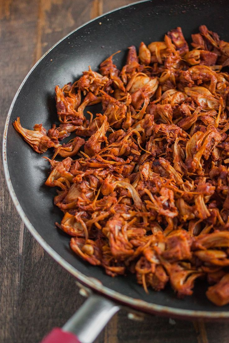 BBQ Jackfruit Pulled Pork Recipe