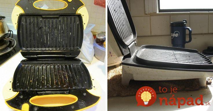 Nech som sa snažila akokoľvek, povrch toastov potierala maslom,  alebo som dokonca namastila povrch toastovača, takmer vždy sa niečo pripálilo a prilepilo na povrch pevnosťou sekundového lepidla.