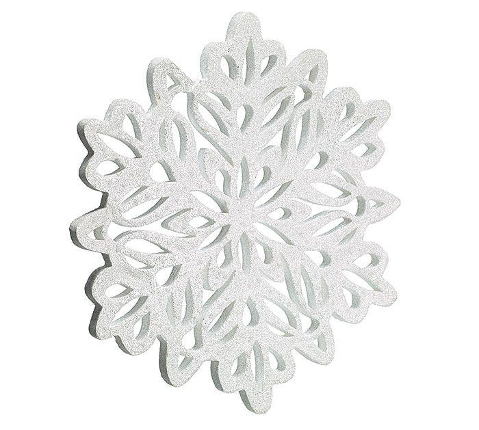 Hang these large snowflakes at your Frozen party! #burtonandburton #frozen