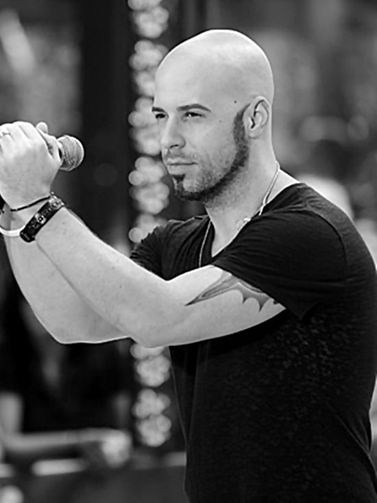 I love Chris Daughtry!  Bald rocks! - http://rosie2010.hubpages.com/hub/Hairstyles-for-Men-with-Balding-Hair-Style-Cuts-Trends