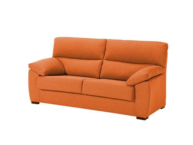 #Sofa Sort en color #naranja ¿Te atreves?