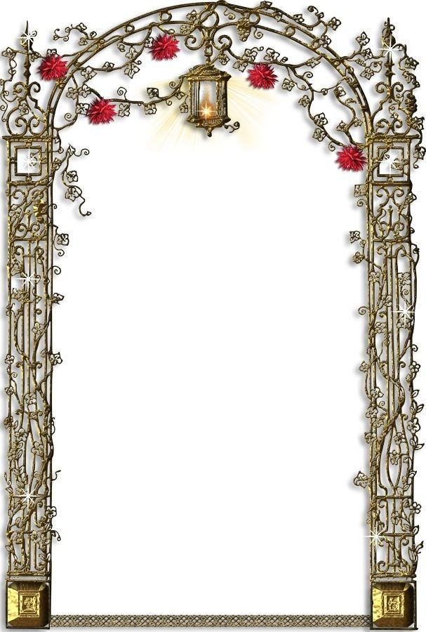 Pin By حمامة السلام On For God S Daughters In 2020 Frame Decor Floral Border Borders And Frames