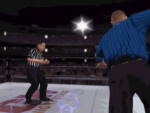 I miss the old days of WWE games. http://ift.tt/2kCKGMI
