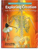 Exploring Creation with Human Anatomy and Physiology Textbook