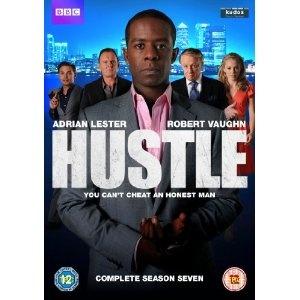 Hustle - Complete BBC Series 7 [DVD]: Amazon.co.uk: Adrian Lester, Robert Vaughn, Robert Glenister, Matt Di Angelo, Rob Jarvis, Kelly Adams: Film & TV