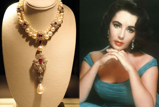 Elizabeth Taylor, who passed away at the age of 79 in March, owned an expansive collection of jewels at the time of her death. Christie's auction house has unveiled her collection of 269 pieces that will be auctioned off in December.