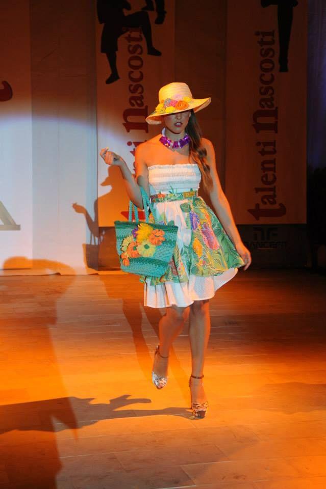 #VBP Officina della Moda - Moda Capri P/E 2014
