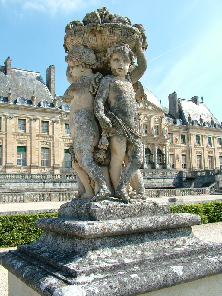 Château de Vaux-le-Vicomte - 2004