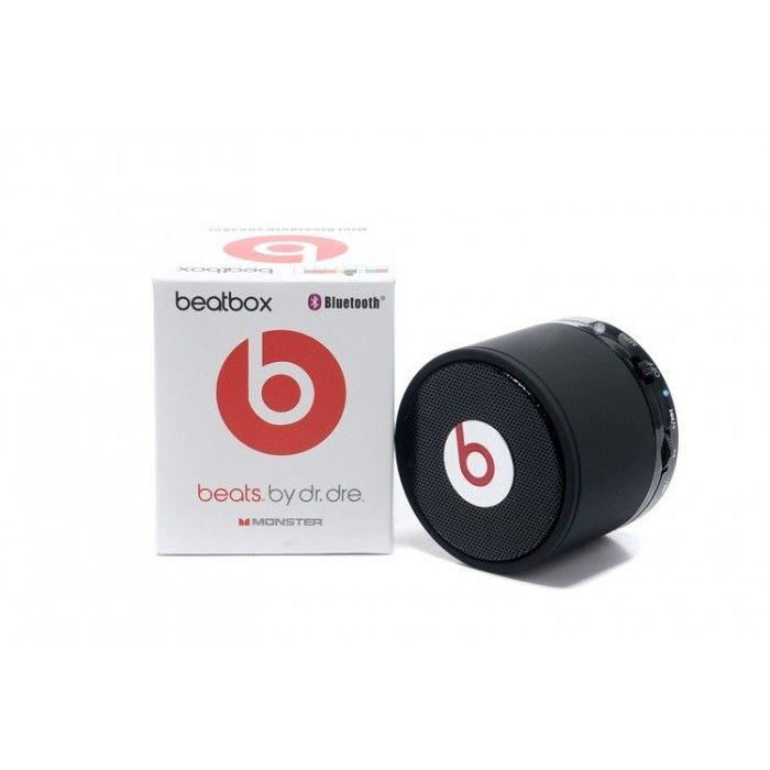 Mini Caixa de Som Beats By Dre. Beatbox R$95