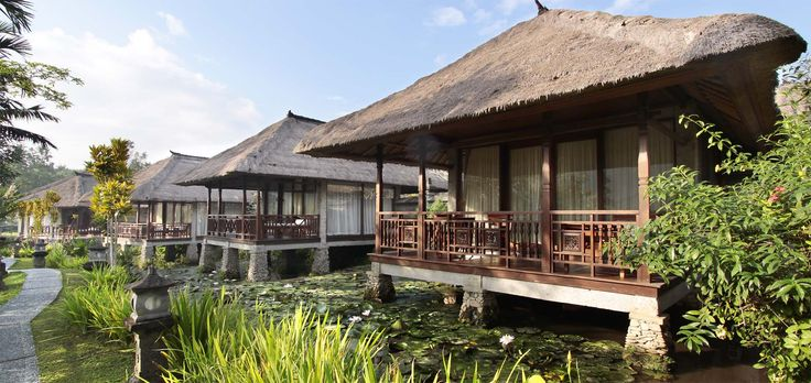 Tijdens onze gezinsreizen verblijft u in de mooiste hotels en uiteraard houden we altijd rekening met de kleinsten en selecteren we hotels met familiekamers voor u! Rondreis - Vakantie - Indonesië - Bali - Ubud - Santi Mandala Villa - Familievilla - Gezinsreis - Original Asia