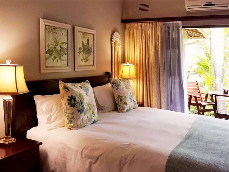 Sandpiper Guest House - We have five comfortable en-suites, air-conditioned double rooms and one family room. Some of the rooms have patios overlooking the pool and forest from where you are very likely to see the local wildlife ... #weekendgetaways #stlucia #zululand #southafrica