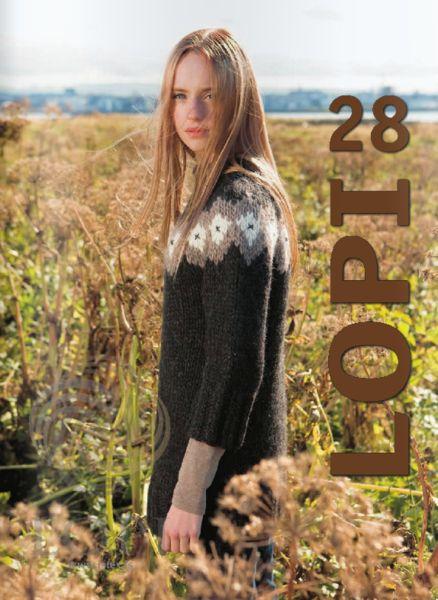 Lopi Pattern Book No. 28