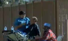 AZ Gov.: Drop Charges Against Man Giving Free Haircuts to Homeless