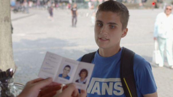 'Nele wordt Natan'. Nele voelde zich al van jongs af aan een jongen in een meisjeslichaam. Nu gaat hij als Natan door het leven.