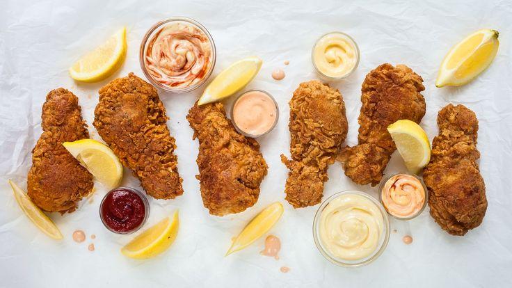 Milujete smažené kuře z amerických fastfoodů, ale doma se vám zatím nikdy tak dobré nepovedlo? Zkuste náš trik a uvidíte, že na tom není nic těžkého!