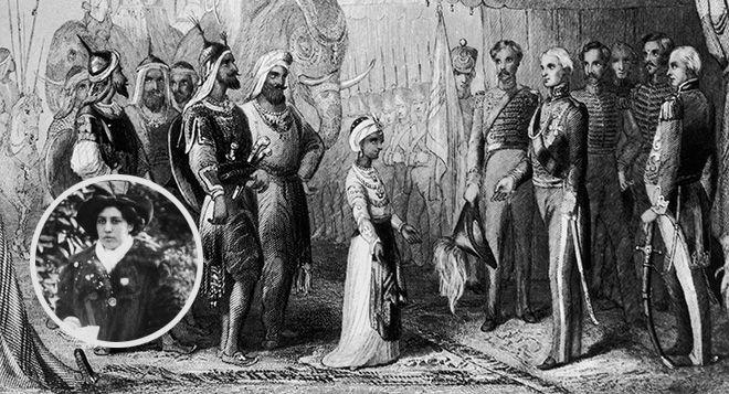 Sophia Duleep Singh, Part 1: Princess in Exile