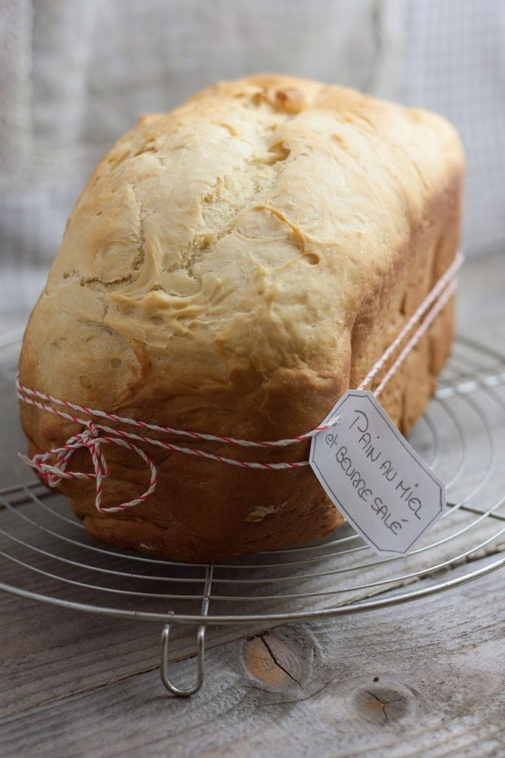 De temps à autre, j'essaie une recette de mon livre «Spécial machine à pain» de Marabout. Et j'essaie une recette 100% machine à pain lorsque je n'ai pas…