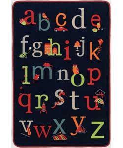 Chad Valley Alphabet Rug
