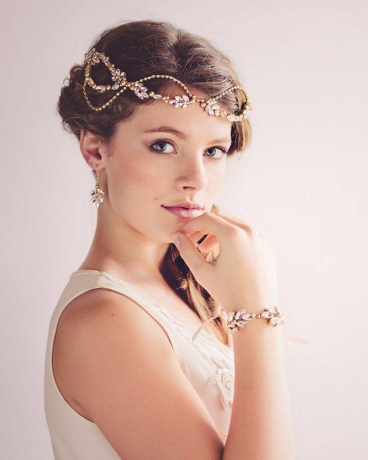 Bridal Hair Accessories Boho : 30 best wedding hair accessories www.signatureweddingsbycandice