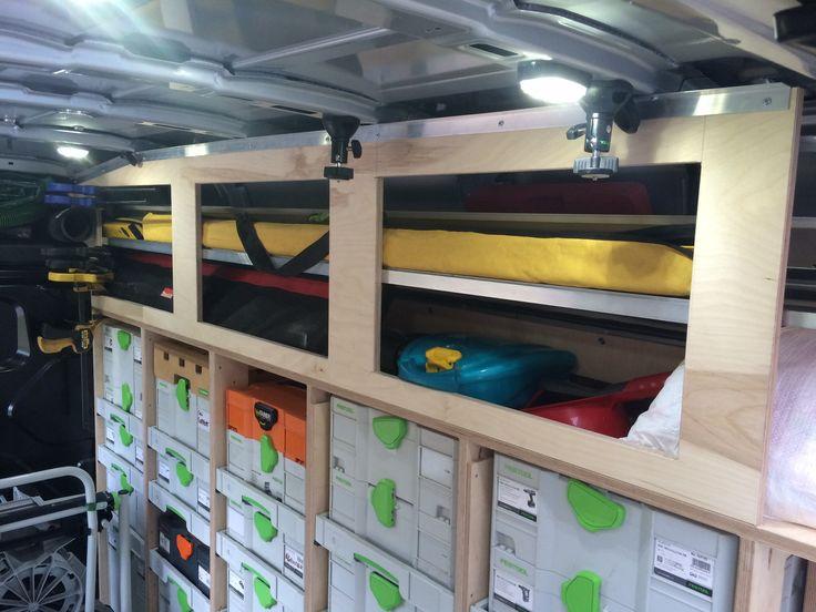1000 Images About Workshop Van Racking On Pinterest