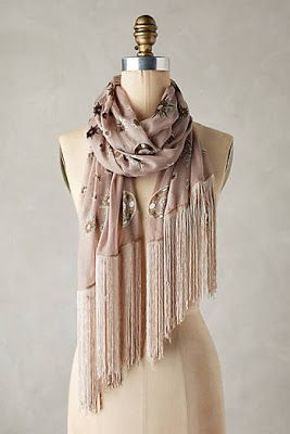 New arrival scarves at anthropologie