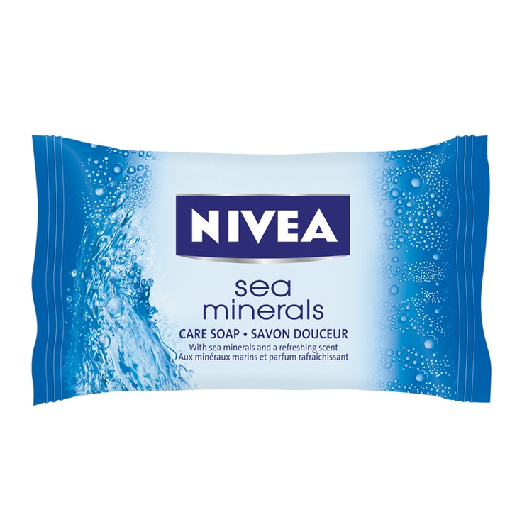 NIVEA SEIFE SEA MINERALS
