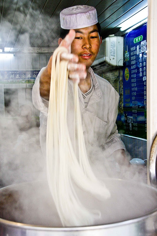 Life on Nanchang Lu: Shanghai Street Food