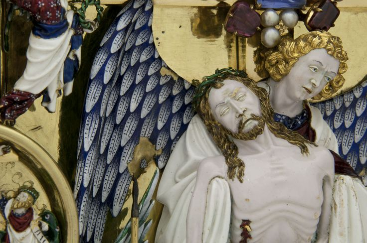 Particolare Reliquiario di Montalto delle Marche