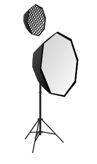 Fluorescent Photography Lights and fluorescent studio lighting kits for sale.