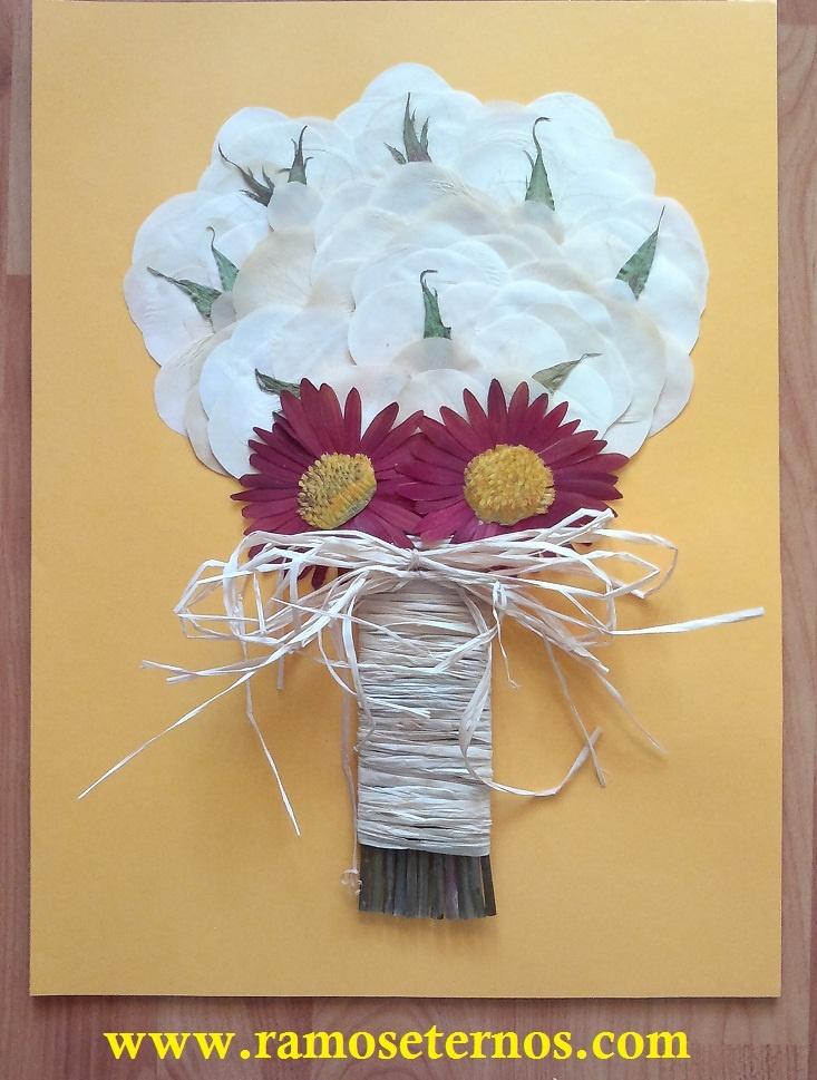 http://www.ramoseternos.com/ Ramos de novia Eternizados en Chile Mayo 2012