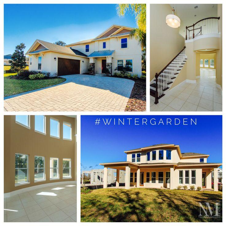 Located In Latham Park AshtonWoods New Community Horizon Winter Garden Florida